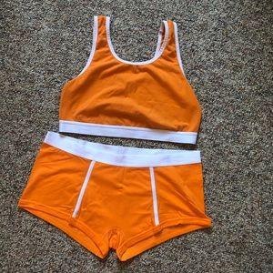 TomboyX Bra & Panties Set - Panties NWT
